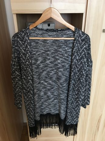Sweter narzutka Cropp rozmiar XS/S