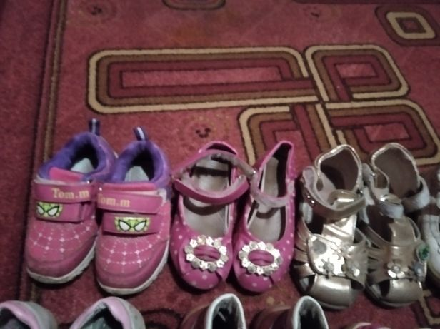 Обувь весна лето 22-26