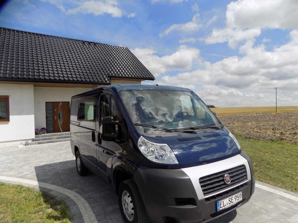 FIAT DUCATO L1H1 2.0 Diesel 115 Km. Z NIEMIEC 2013 ROK! IGŁA!