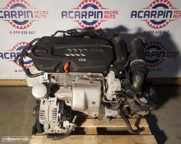 Motor Audi A1 / VW Golf V / Scirocco / Eos / Seat Leon 1.4 Tfsi Ref. CAX