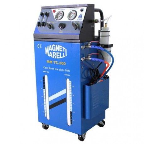 Dynamiczna wymiana oleju w skrzyniach automatycznych włocławek