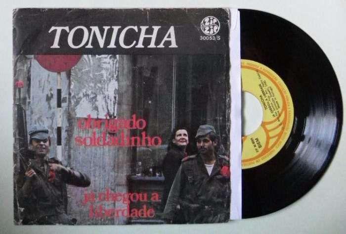 "Tonicha - ""Obrigado Soldinho"""