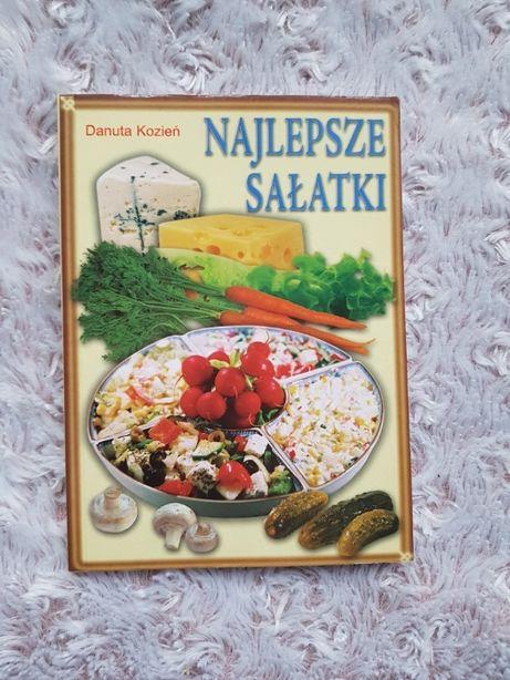 Danuta Kozień - Najlepsze sałatki, mała książka kucharska
