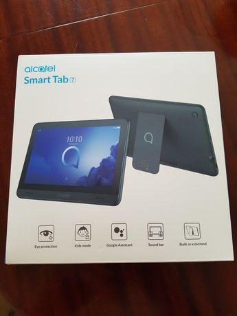 Alcatel Smart Tab 7 fatura e garantia