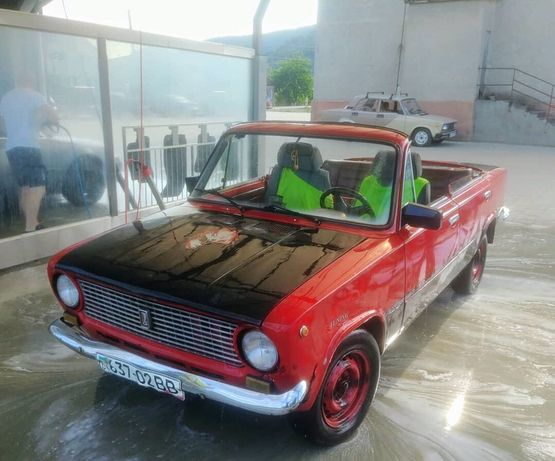 ВАЗ 2101 Кабриолет/ обмін