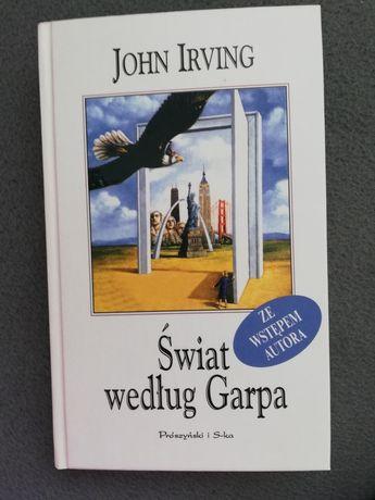 Świat według Garpa John Irving