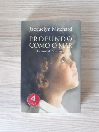 Profundo Como o Mar, Jacquelin Mitchard