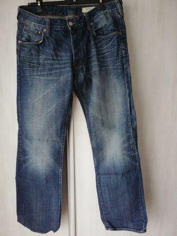 Spodnie h&m nowe jeansy 36x34