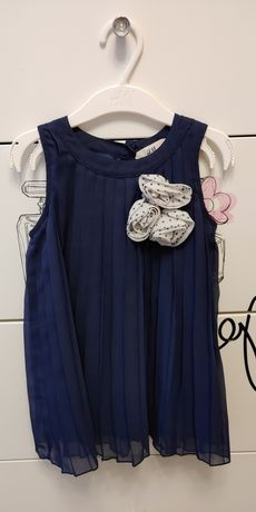Sukieneczka plisowana H&M r. 92