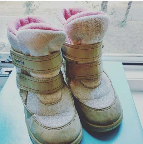 Дитячі сапожки зимові