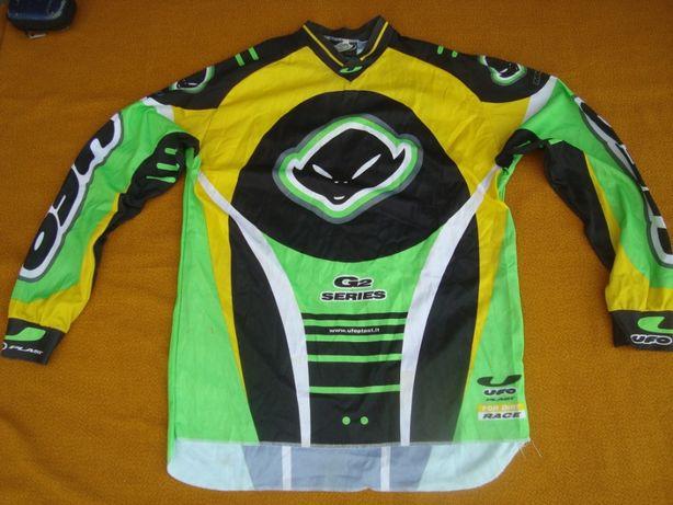 bluza sportowa/ rowerowa / jednoślady -UFO-PLast L-Extra Italia