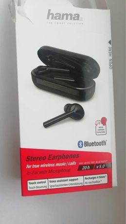 Słuchawki bezprzewodowe HAMA Style True (nie sony, JBL, panasonic)