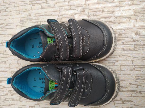 Papaya robot team детские туфли кросовки 23р.