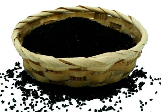 CZARNUSZKA czarny kminek, ziarno 200g NaturHerb