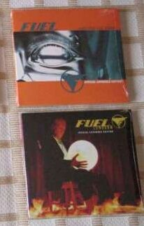 CDs novos de Fuel