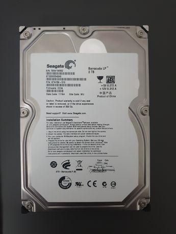 """Disco HDD interno 2TB 3.5"""" Seagate"""