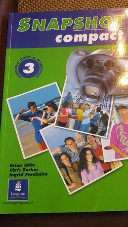 SNAPSHOT Compact  3.  Książka do języka angielskiego