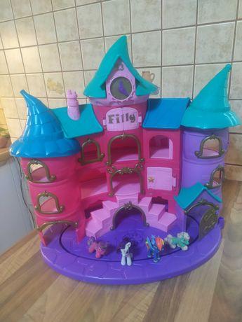 Zamek dla kucyków