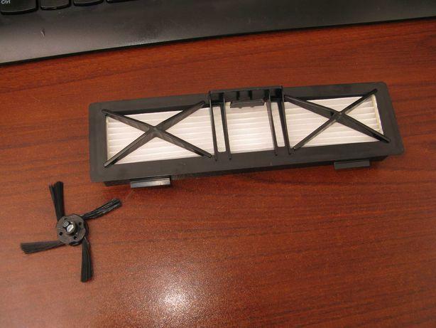 NEATO BOTVAC Filtr HEPA (D85 CONNECTED D3 D5 D7)  plus szczotka boczna