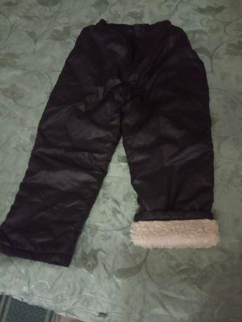 Продам штаны теплые