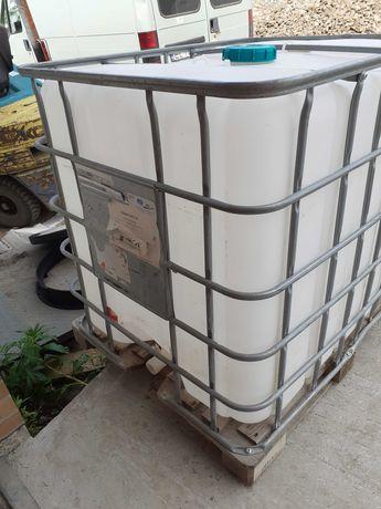 Zbiornik mauzer 1000 litrów