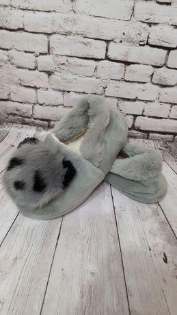 Тапочки панда,зимові