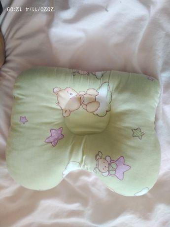 Подушка-бабочка ортопедическая детская
