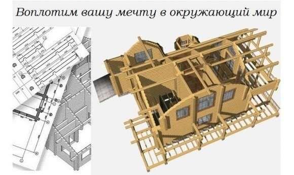 Проектування житлових будинків 3D моделювання