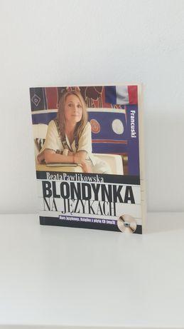 Blondynka na językach francuski Beata Pawlikowska