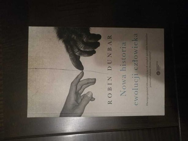 Nowa historia ewolucji człowieka, Robin Dunbar