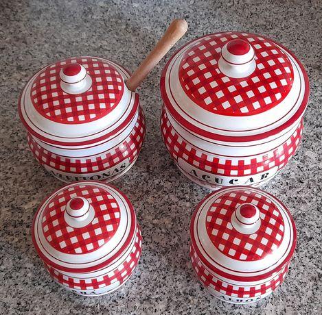 Conjunto Potes de Cozinha
