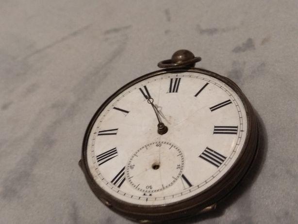 Zegarek kieszonkowy CYLINDRE z historią