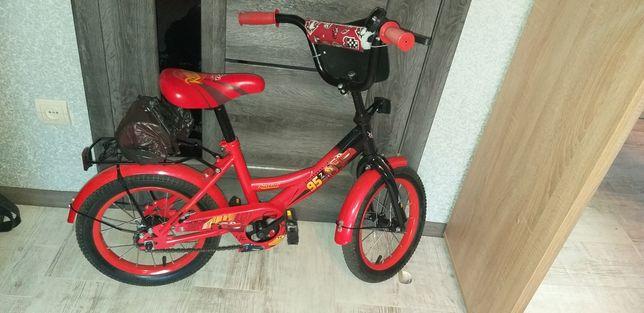 """Велосипед 14"""" идеальный"""