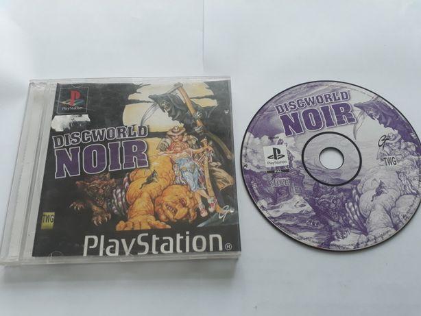Gra psx 1 Discworld Noir - unikat