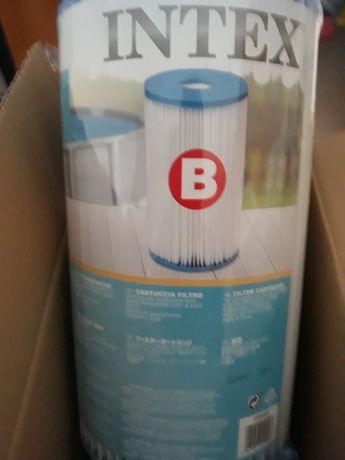 Vendo filtros piscina tipo B Filtro Cartucho TIPO IV piscinas BESTWAY