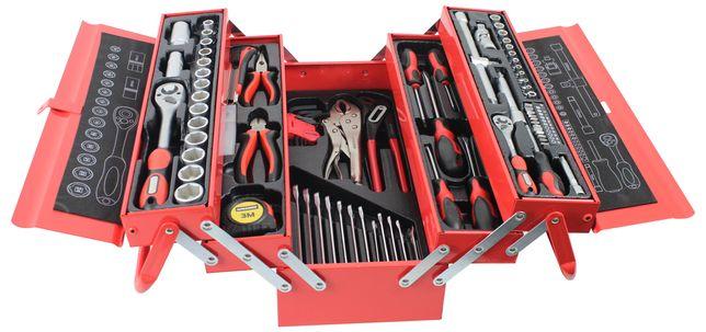 Mala de Ferramenta, CRV, 93Un - MADER®   Hand Tools