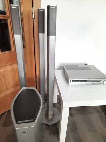 Leitor de DVD + Sistema de Som - SONY
