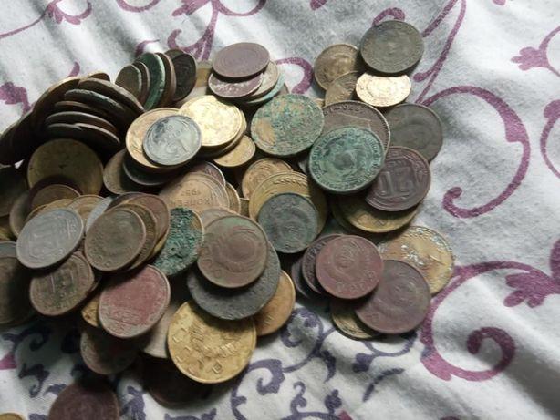 СССР Монеты - 300 до 300 штук 250 штак Медь