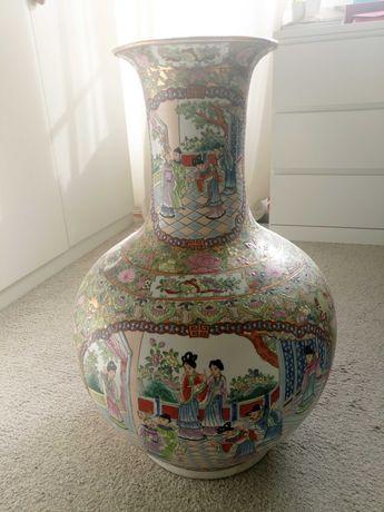 Jarrão de porcelana chinesa