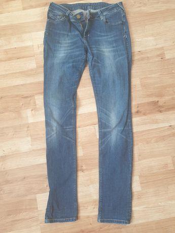 Spodnie jeansowe r S