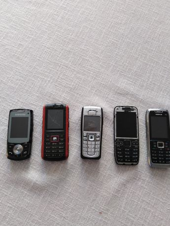 Telefon Nokia Samsung 5 szt.