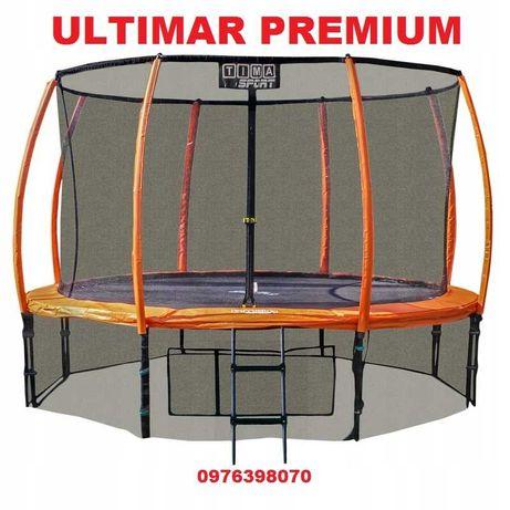 Батут Ultimar Premium 370см Польша