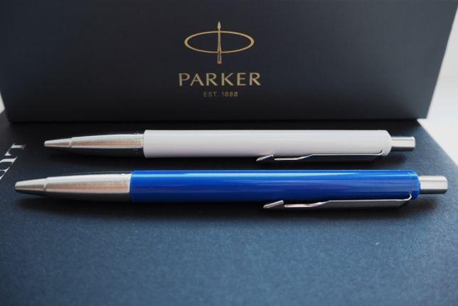 Ручка Parker VECTOR оригинал белый, синий