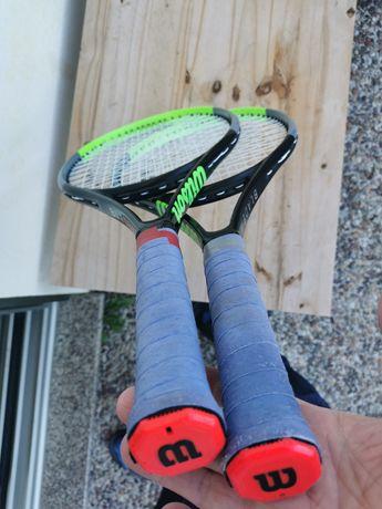 Raquetes de ténis Wilson Blade V 7.0 Jr 26