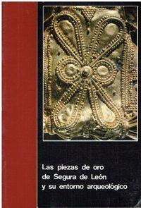 5296 Las piezas de oro de Segura de León [Badajoz] y su entorno arque