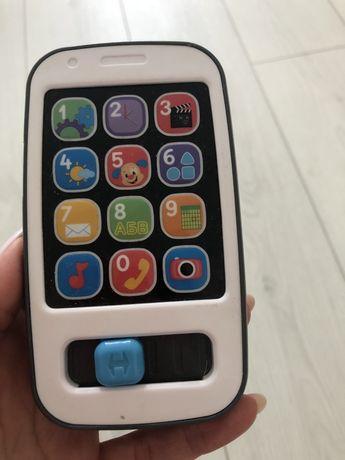 Первый телефон для малыша