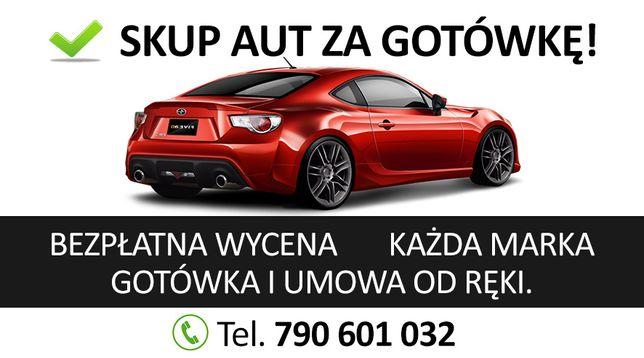 Skup Aut Samochodów Za Gotówkę -Lesko -Sanok -Krosno -Brzozów !!!