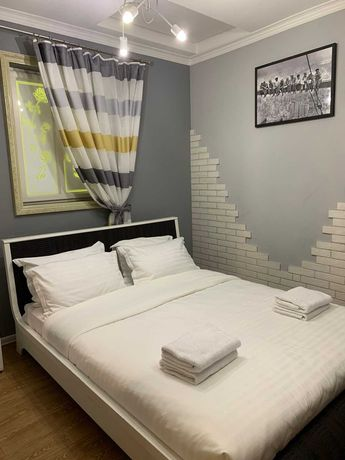 Квартира з двома ізольованими спальнями