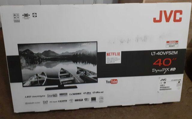 """Telewizor 40"""" smart tv, uszkodzony"""