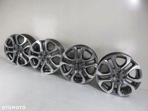 Alufelgi 16'' Mazda 2 Hyundai i20 Yaris KIA 4x100